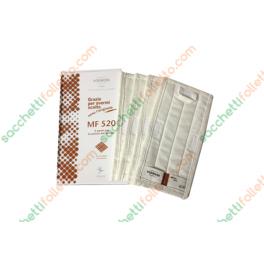 Confezioni 4 Panni PARQUET Vorwerk Folletto cod. 05204
