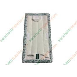 Confezione 4 Panni per la pulizia delle fughe Vorwerk Folletto cod. 05237