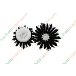 Confezione 2 spazzoline con setola Vorwerk Folletto cod. 04194